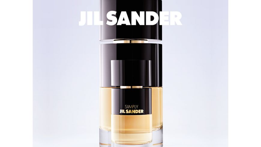 JIL SANDER Simply Shower Gel
