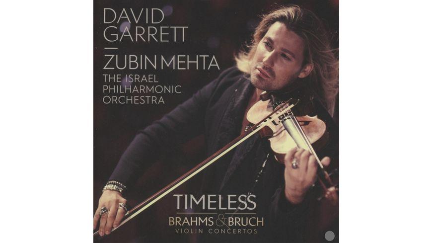 Timeless Brahms Bruch Violin Concertos