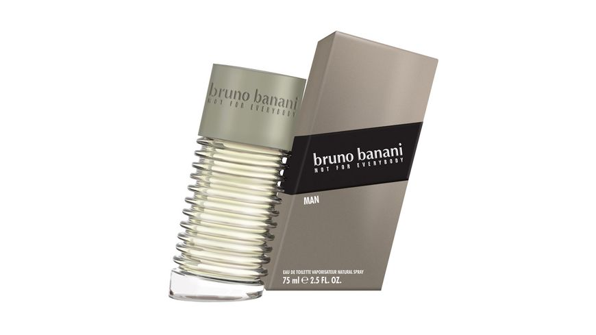 bruno banani Man Eau de Toilette Natural Spray