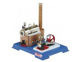 Wilesco H 100 Stirlingmotor ohne Dynamo und Laterne