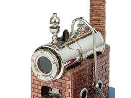 Wilesco D 5 Dampfmaschinenbausatz