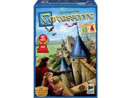 Hans im Glueck Strategiespiele Carcassonne Edition II