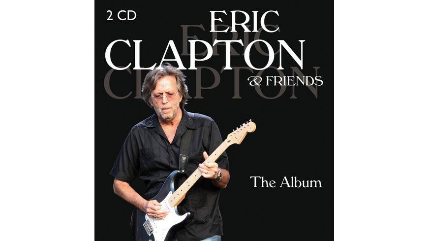 Eric Clapton The Album