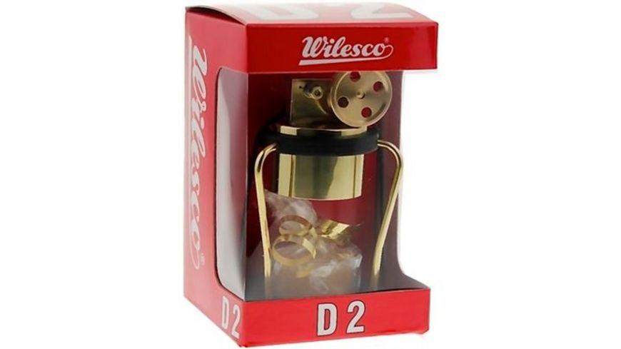 Wilesco D2 Dampfmaschine
