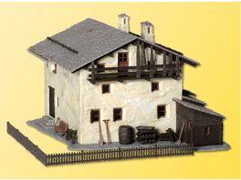 Kibri 38812 H0 Berghaus Sils in Grevasalvas