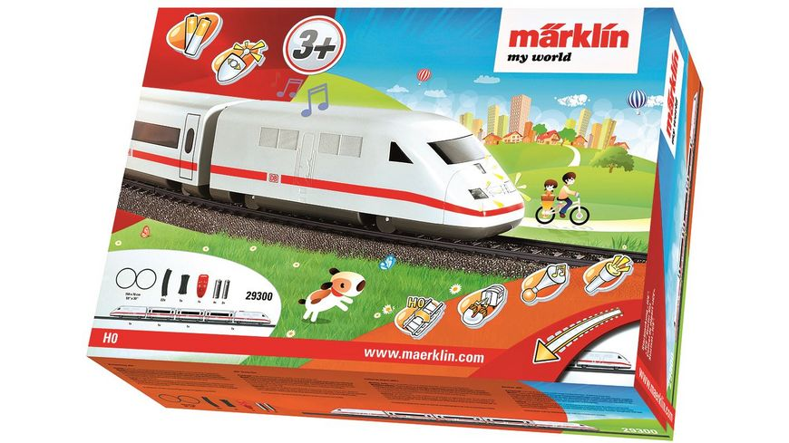 Maerklin 29300 my world Startpackung ICE