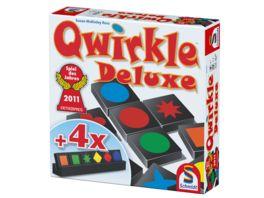 Schmidt Spiele Familienspiele Qwirkle Deluxe