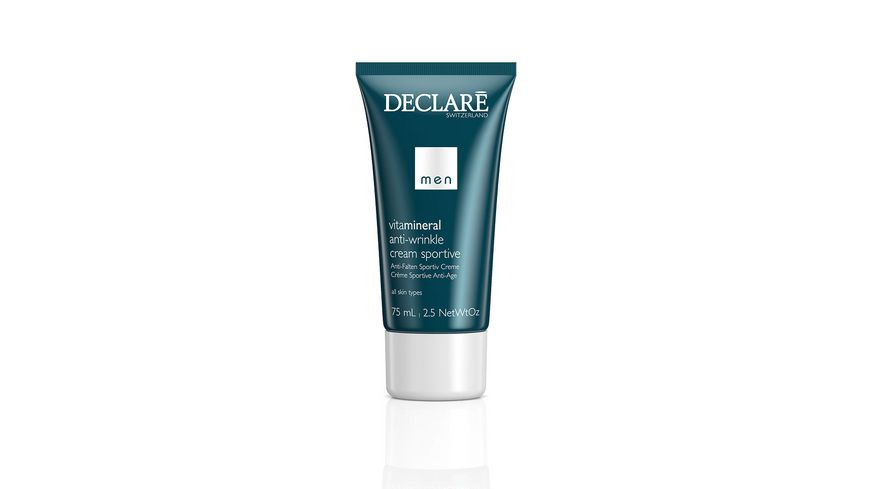 DECLARÉ MEN Vita Mineral Anti-Wrinkle Cream Sportive