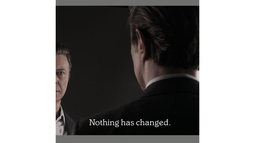 Nothing Has Changed The Best Of David Bowie