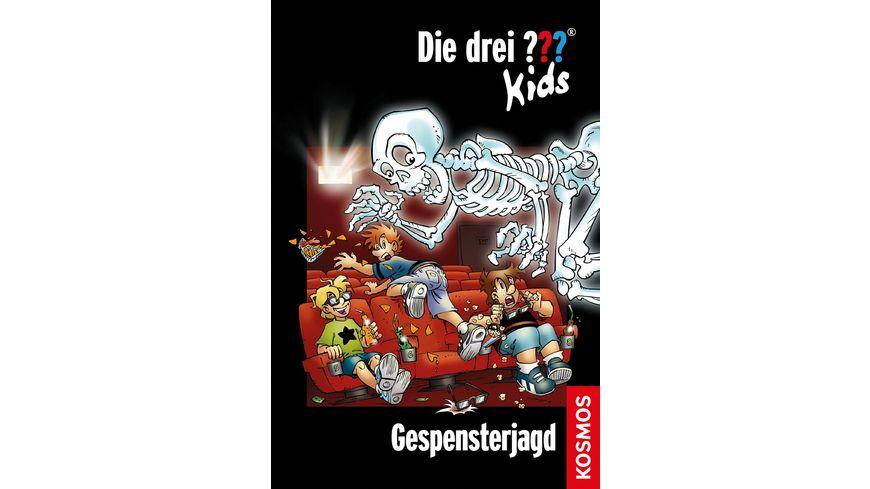 Die drei Kids Gespensterjagd Folge 60