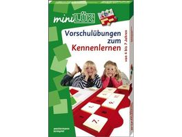 Buch Westermann miniLUeK Kennenlern Set