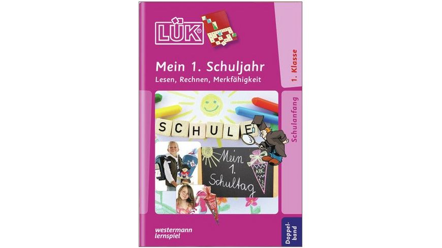 LUeK 1 Schuljahr Doppelband