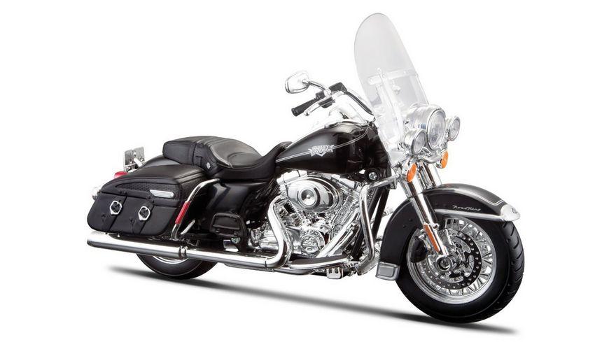 Maisto Harley Davidson Motorradmodelle 1 12 FLHRC Road King Classic 13