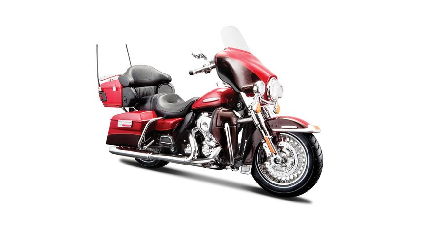 Maisto Harley Davidson Motorradmodelle 1 12 FLHTK Electra Glide Ultra Limited 13