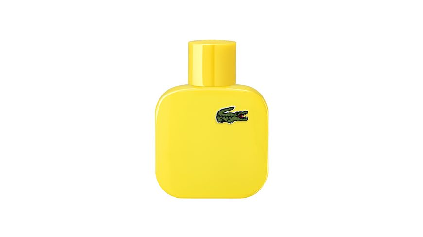 Eau de LACOSTE L 12 12 Jaune Eau de Toilette Natural Spray