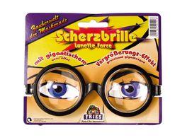 Fries 50492 Doktor Scherzbrille