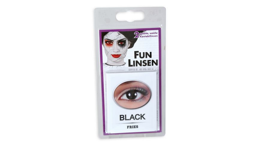Fries Fun Linsen black