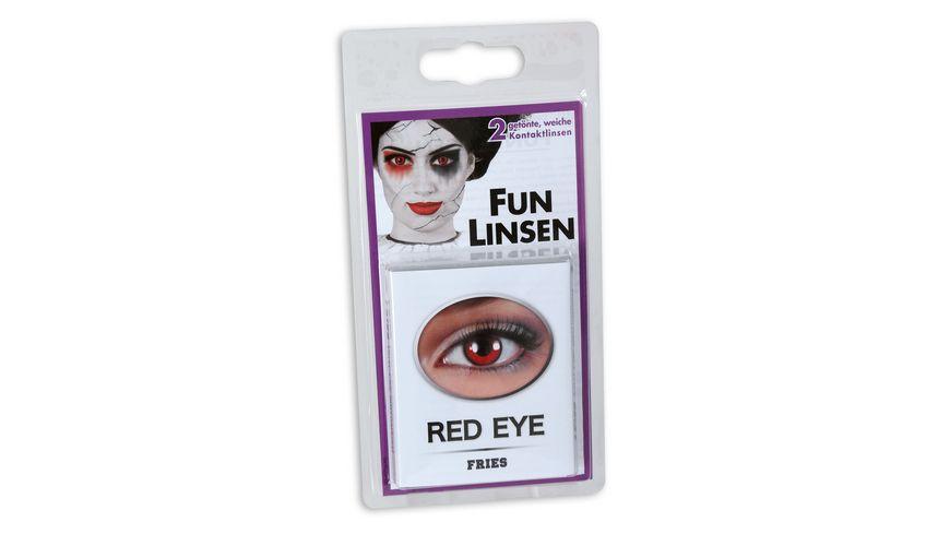 Fries Fun Linsen red eye