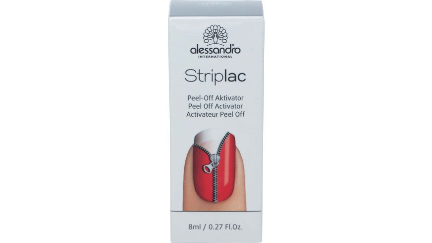 alessandro Striplac Peel Off Activator