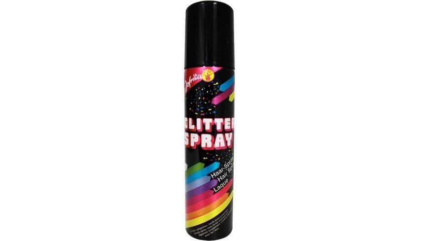 Jofrika Glitter Haarspray bunt