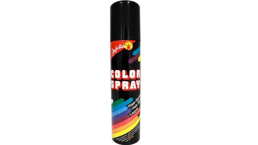 Jofrika Color Haarspray Schwarz