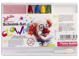 Jofrika Schminkset Clown
