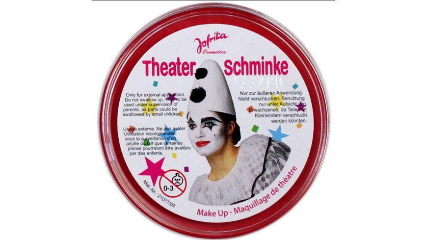Jofrika Theaterschminke Rot