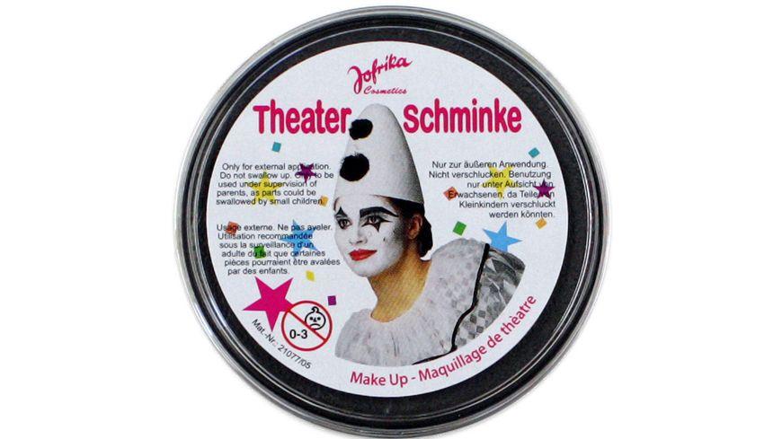 Jofrika Theaterschminke Schwarz