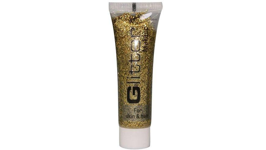 Jofrika Glitter Makeup Gold
