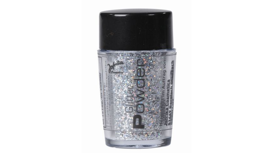 Jofrika - Glitter Powder, Silber