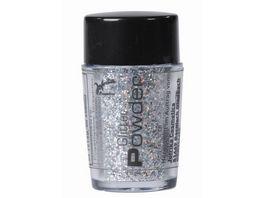 Jofrika Glitter Powder Silber