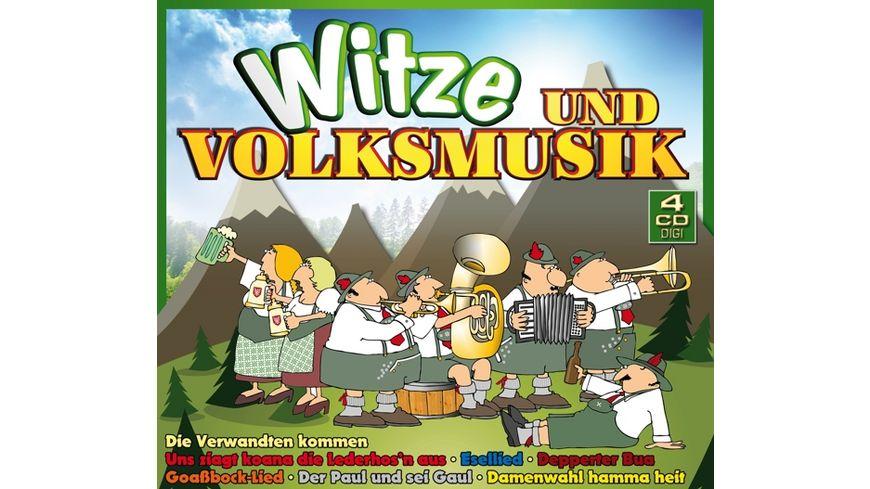 Witze Volksmusik