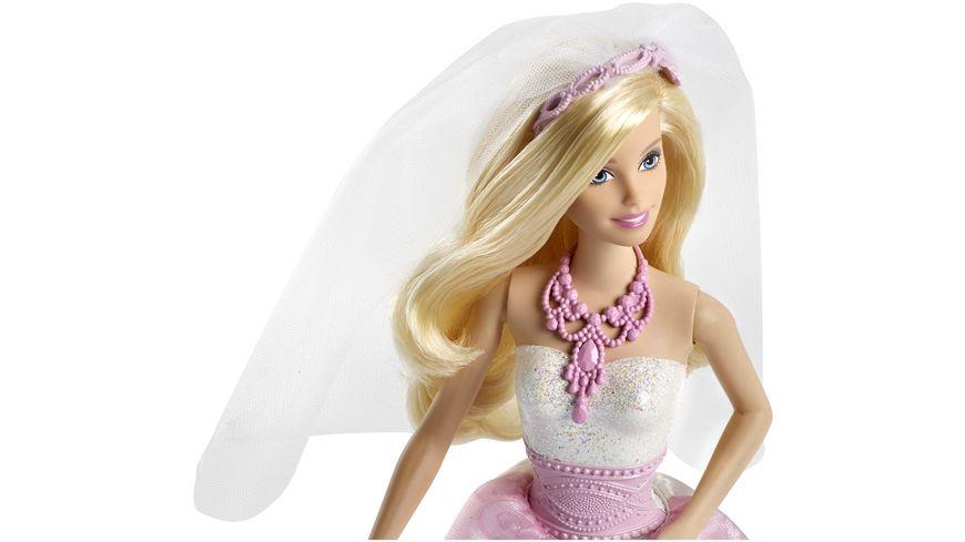 Mattel Barbie Braut Barbie
