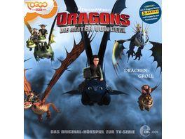 7 Original Hoerspiel z TV Serie Drachengroll