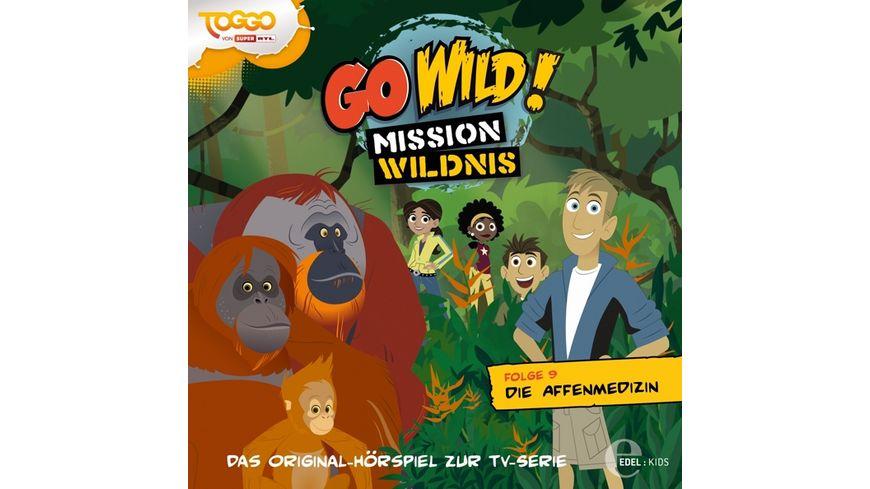 9 Original Hoerspiel z TV Serie Die Affenmedizin
