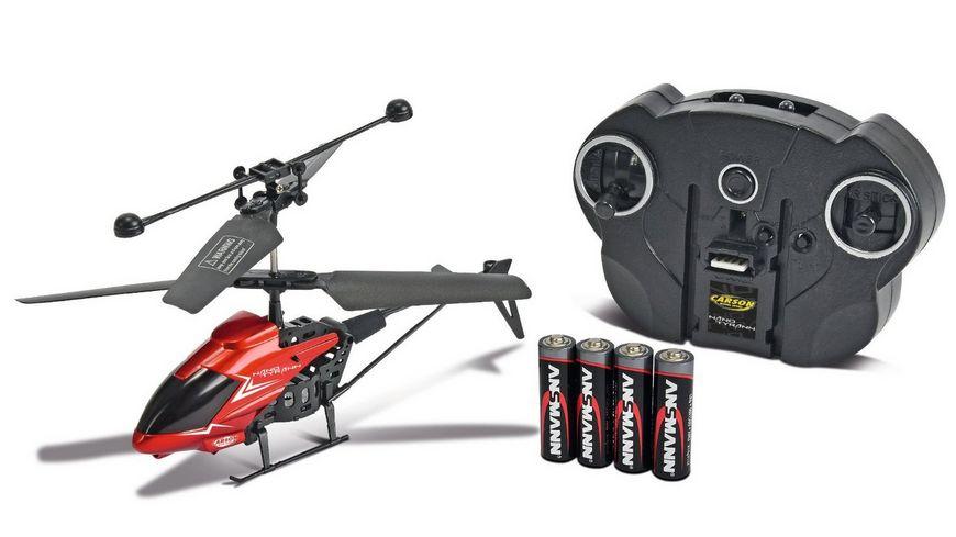 Carson - Helikopter Nano Tyrann IR 2Ch 100% RTR 500507070