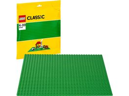 LEGO Classic 10700 Gruene Bauplatte