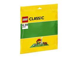 LEGO Classic 10700 Gruene Grundplatte