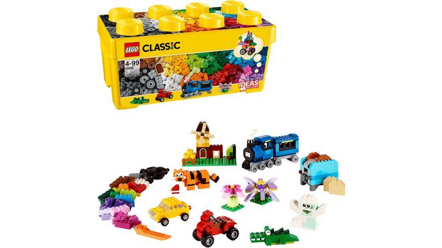 LEGO Classic 10696 LEGO Mittelgrosse Bausteine Box