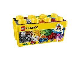 LEGO Classic 10696 Mittelgrosse Bausteine Box