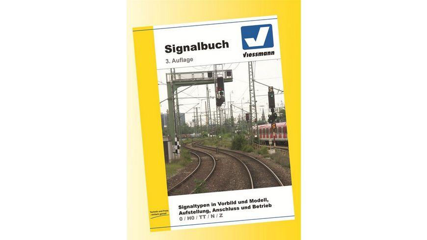 Viessmann 5299 - Signalbuch