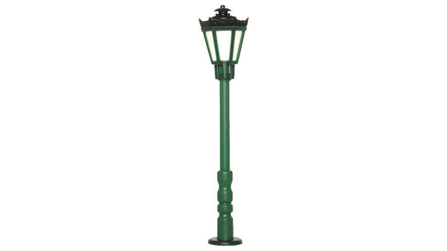 Viessmann 6072 - H0 Parklaterne, grün