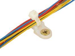 Viessmann 6846 Kabelbinder Halter mit Schrauben 100 Stueck