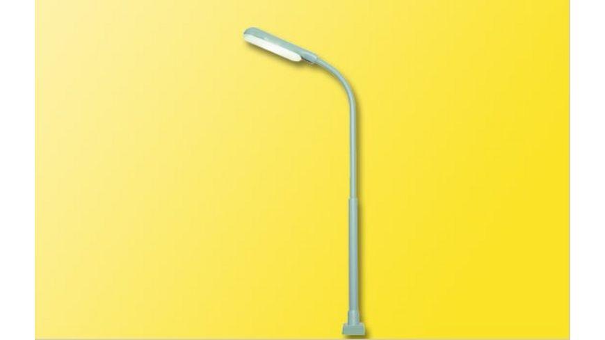 Viessmann 60901 H0 Peitschenleuchte Kontaktstecksockel LED weiss
