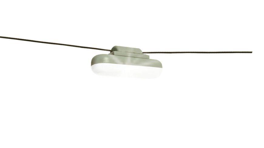 Viessmann 6366 - H0 Hängelampe mit Seilaufhängung, LED weiß
