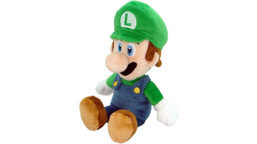 Nintendo Plüschfigur Luigi 22 cm