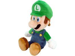 Nintendo Plueschfigur Luigi 22 cm