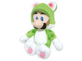 Nintendo Plueschfigur Luigi Katze 25 cm