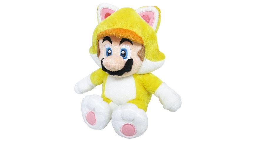 Nintendo Plüschfigur Mario Katze 25 cm