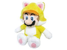 Nintendo Plueschfigur Mario Katze 25 cm